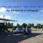 Nội dung chi tiết khóa học lái xe ô tô hạng B2 tại Trường Lái Xe Thế Giới