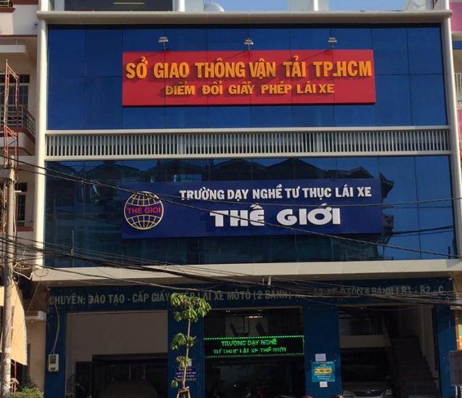 Trung tâm đào tạo lái xe ô tô uy tín Quận 8, Bình Tân
